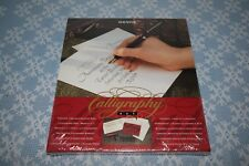 Vintage Sheaffer Calligraghy Pen Set Two Pens And Three Nibs New Old Stock
