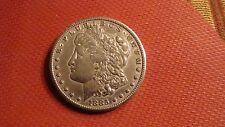 1885-CC Morgan Silver Dollar (ref#1)