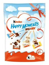 FERRERO KINDER Chocolate Selection 5 Mix different Kinder 338g - 61pcs
