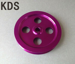 Lightweight power steering pulley for Toyota Starlet 4E-FTE 1pcs
