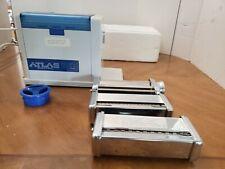 Marcato Atlas Electric Pasta Noodle Maker Model 150 Made In Italy EUC