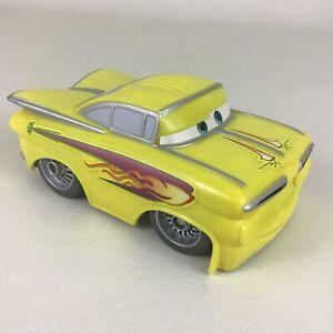 Fisher Price Disney Cars Shake N Go Yellow Ramone Car Hot Rod 2006 Mattel Toy