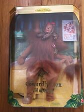 Ken As The Cowardly Lion Doll MIB NRFB From The Wizard of Oz Series