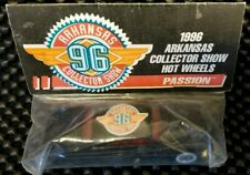 Hot Wheels 1996 Arkansas Collector Show Passion, Wide Whitewalls, No. 063