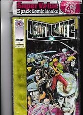 Deathmate 5 Pack Comic Books, Valiant