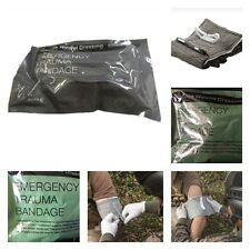NATO British Army Israeli FFD Bandage Trauma Wound Field Dressing 4 Inch Sterile