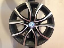 "Cerchi in lega Volkswagen Golf 5 6 GT Passat Scirocco da 17"" Nuovi Offerta"