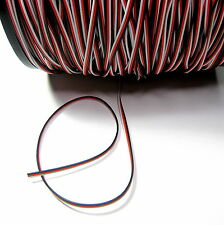 RC SERVO WIRE FUTABA COLOURS 22AWG by the Metre. FREE Postage from N.S.W.