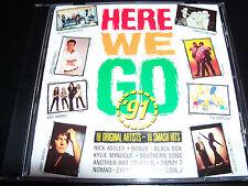 Here We Go 91 Various Rare CD FT Kylie Minogue Jimmy Barnes Chantoozies Roxus &