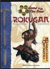 Rokugan, Oriental Adventures, L5R, AEG 3103,RPG, Mint!!