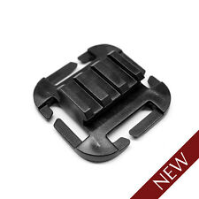ITW QASM Ramp Black Picatinny Quick Attach Surface Mount Rail Accessory
