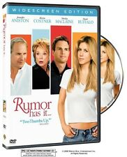Rumor Has It (Dvd, 2006, Widescreen) - New