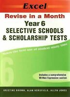 Schools and Scholarship Tests Year 6 (NSW Selective High Schools Test)