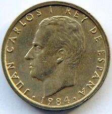 JUAN CARLOS I 100 PESETAS 1984 KM-826 (CARTUCHO/MINT ROLL)