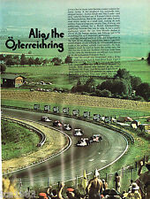 Old ZELTWEG / OSTERREICHRING Circuit Article/Pictures/Photos