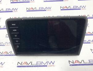 Skoda Octavia MIB 2.5 Touch Screen 9.2 Inch Display Panel line ABT_HIGH-2