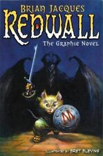 Redwall: The Graphic Novel-ExLibrary