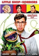 Little Shop of Horrors Director's Cut 0883929254590 DVD Region 1