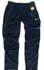 womens NIKE TRAINING SPORT PANTS L large NWT 836120-418 NAVY BLUE running athlet