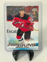 2019-20 Upper Deck Brandon Gignac Young Guns RC Devils Rookie #239