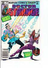 DOCTOR STRANGE #48 (Marvel, v.2 1981):  Origin recap Brother Voodoo  --  VF+