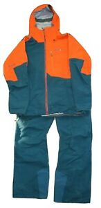 Mens Patagonia GORETEX Ski Suit Size L/XL Pants Jacket Recco Pre Owned