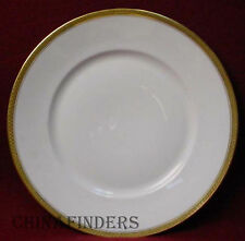 "ROSENTHAL china MONACCO white 1675 pattern DINNER PLATE - 10"""