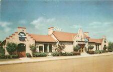 Advertising Pabst Beer 1950s Milwaukee Wisconsin Postcard roadside 20-11008