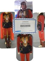 'VIGILANTE JONES' SCREEN WORN SUPERHERO WARDROBE COSTUME w/ VIP AUCTIONS COA