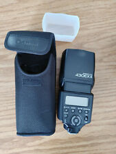 Canon Speedlite 430EX II Shoe Mount Flash for  Canon with Soft Case
