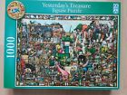 YESTERDAYS TREASURE - 1000 PIECE JIGSAW PUZZLE BY SCHMID