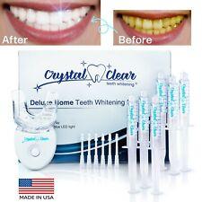 35% Teeth Tooth Whitening Whitener Bleaching Professional Kit White Gel Light