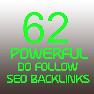 62 Powerful Dofollow SEO Backlinks Service - Powerful Backlink Service - SEO PR+