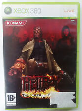 HELLBOY THE SCIENCE OF EVIL XBOX 360 EUROPEAN PAL USED (We combine)