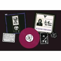 PAUL CHAIN VIOLET THEATRE - DETACHING FROM SATAN - PURPLE - 12""