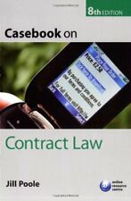 Casebook on Contract Law,Jill Poole