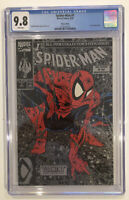 Spider-Man #1 CGC 9.8 Todd McFarlane 1990 SILVER EDITION