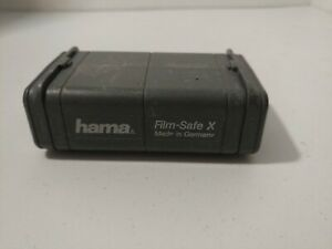 Hama Film-Safe X Made In Germany Hold 4 rolls 35mm film