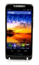 Motorola Droid RAZR M (XT907) 8GB Black Page Plus CDMA Smartphone (See Photos)