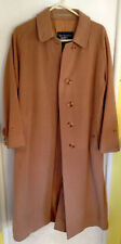 Burberry Wool & Camel Hair Coat