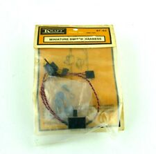 Kraft Miniature Switch Harness 200-154 + Charging Receptacle Hobby Airplane Part