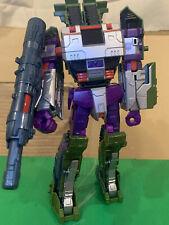 Transformers Combiner Wars CW Armada Megatron Leader Class Lot