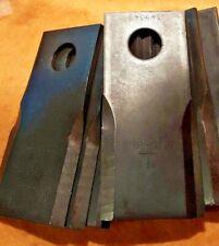 Lot Of 3 Disc Mower Knife Replacement D31 142 Hfi J D Kuhn 1 Blade
