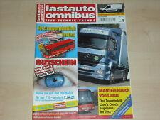 59783) Mercedes Axor 1843 LS - MAN Lions Coach Supreme - Lastauto Omnibus 05/200