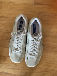 Sketchers Mens Size 11 Leather Shoes