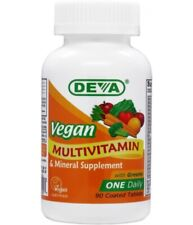 DEVA - Vegan Multivitamin & Mineral One Daily - 90 Coated Tablets