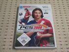 PES 2009 Pro Evolution Soccer für Nintendo Wii und Wii U *OVP*