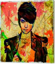 Motiv Nena Punk 99 Luftballons XXL 90x90 cm Pop Art/Bild/Leinwand//Poster/Druck