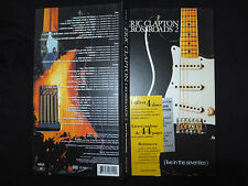 COFFRET 4 CD ERIC CLAPTON / CROSSROADS 2 / LIVE IN THE SEVENTIES /