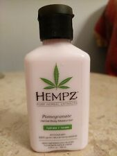 Hempz Pomegranate Body Moisturizer 2.25 oz -NEW